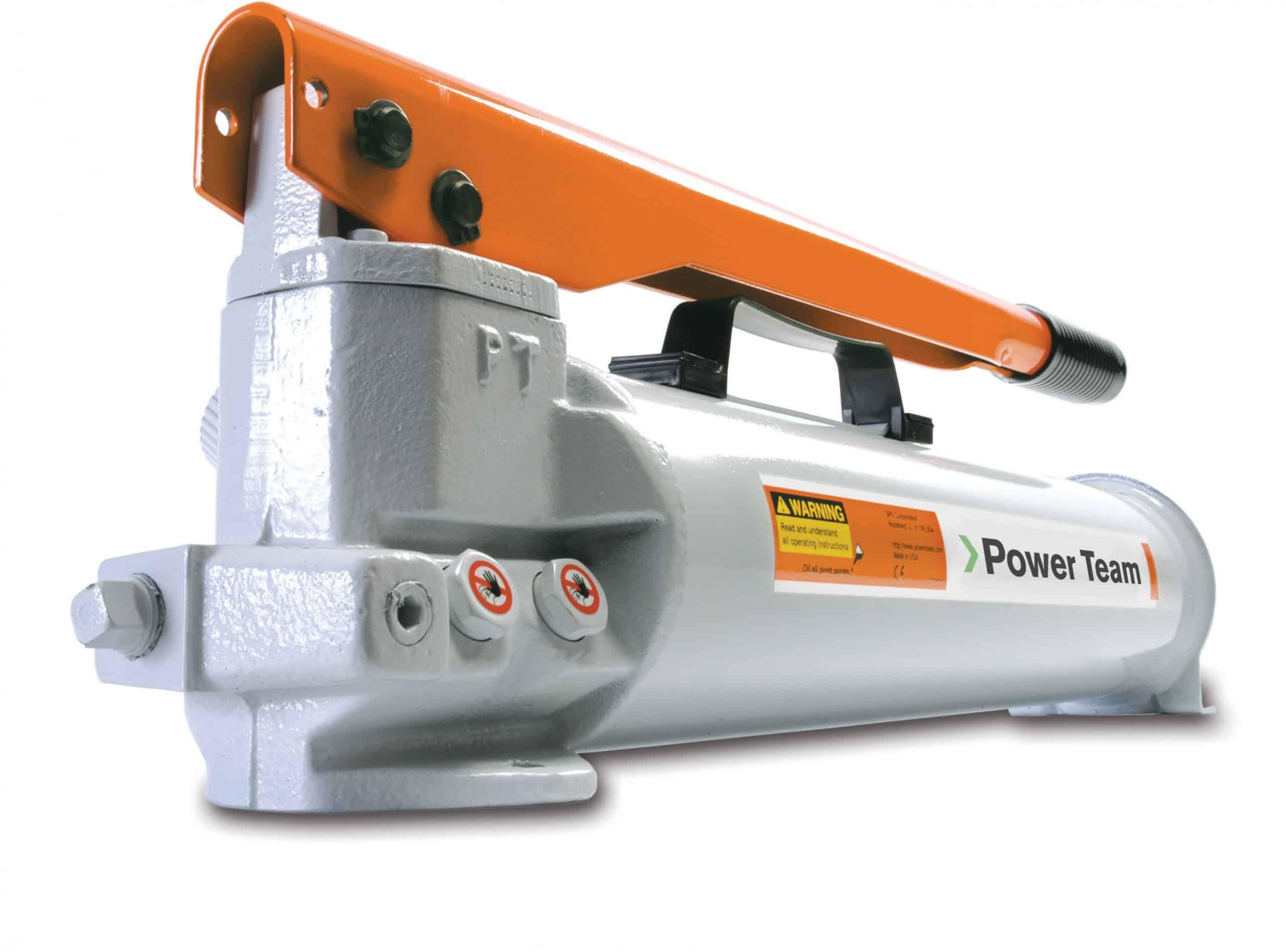 Power Team P159 on tehokas käsipumppu
