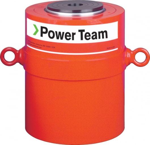 R -sylinterit Kaksitoiminen Power Team R2806D nostaa 280 tonnia