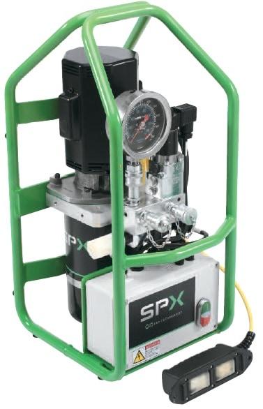 PE39 on kevyt pumppu hydraulisille vääntimille